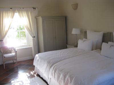 Våra sängar på Morgansvlei ...