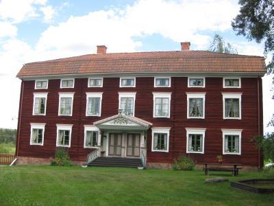 En av Hälsinglands största gårdar som är bevarad i originalskick ...