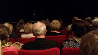 Publiken ...