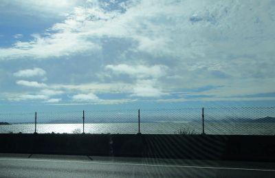 Där borta i diset ligger San Francisco ....